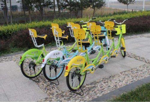 景区自行车租赁系统加速旅游景区智慧建设进程