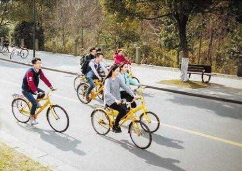 小程序开发助攻共享单车入驻景区