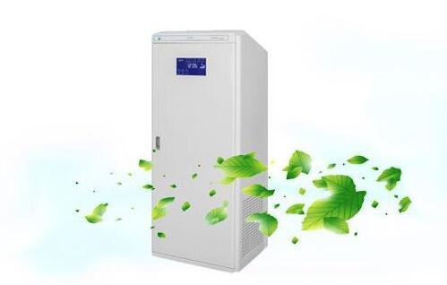 共享空气净化器 智能监控空气质量
