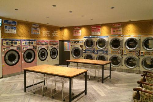 共享洗衣机出新招,高校社区新玩法