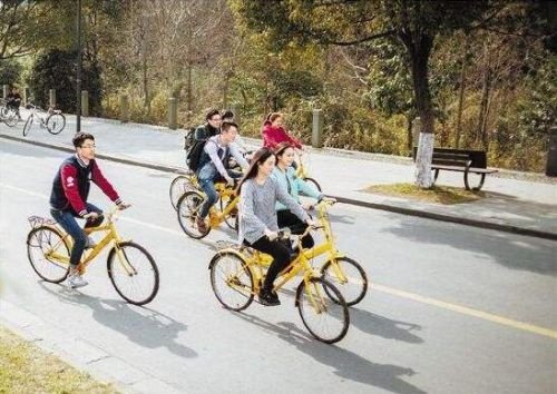 """""""共享单车+旅游景区""""开启智慧景区共享出行"""