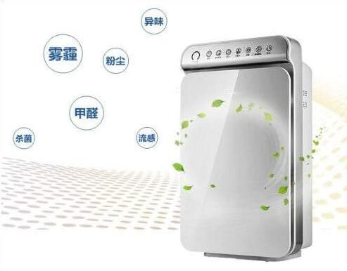 共享空气净化器 自由呼吸新鲜空气