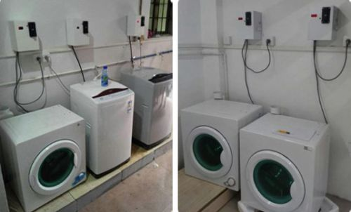 共享洗衣机系统 让管理更高效更便捷