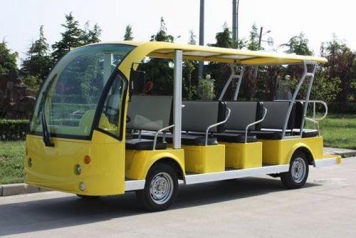 景区和渡假村该如何管理观光车