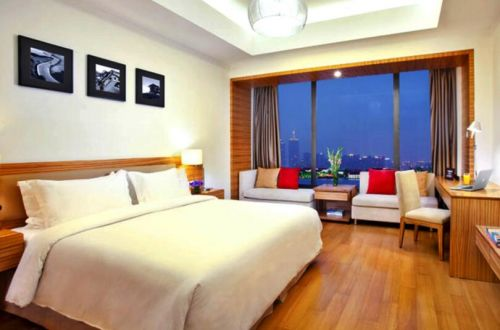 酒店客房里有哪些共享经济商机