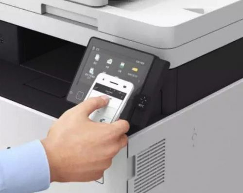 校园共享打印机 扫码付费就能打印更方便