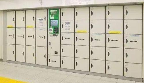 共享储物柜:解决景区人工储物痛点