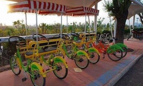 旅游景区为什么一定要引入共享单车租车系统