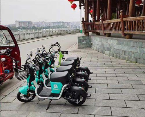 """景区共享代步车 提升景区用户体验的""""法宝"""""""