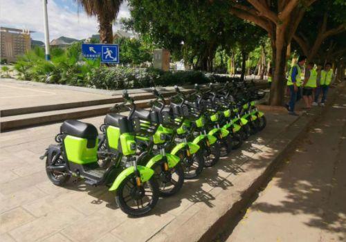 景区共享电动车让景区的服务更细致入微